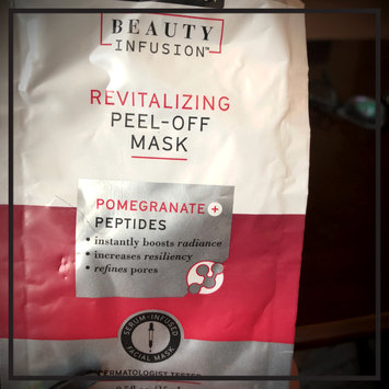 Photo of Freeman Beauty Infusion Pomegranate & Peptides Peel-off Mask uploaded by De Anna P.