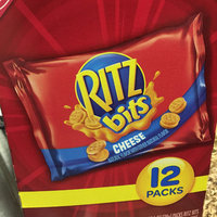 Nabisco RITZ Bits Crackers Cheese uploaded by Chrissy M.