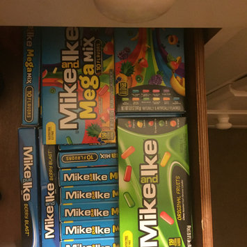 Photo of Just Born *New Flavor* Mike and Ike Megamix Theater Box (2 Pack) uploaded by Marissa S.