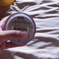 NYC Smooth Skin Loose Face Powder uploaded by Shivangi K.