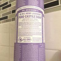Dr. Bronner's 18-in-1 Hemp Lavender Pure - Castile Soap uploaded by Frangelica A.