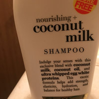 OGX® Coconut Milk Shampoo uploaded by Courtney C.