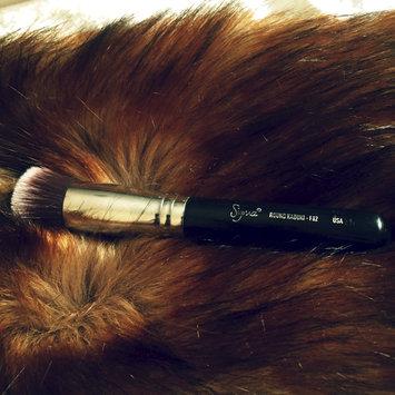 Photo of Sigma Beauty F82 Round Kabuki Brush uploaded by Kholoud R.