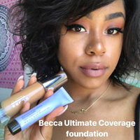 BECCA Ultimate Coverage Foundation uploaded by Dominique R.