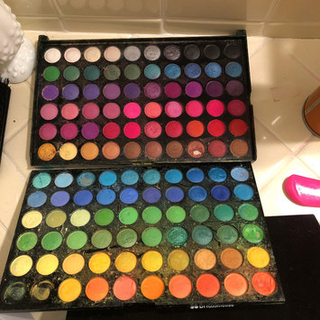 Photo of BH Cosmetics Third Edition 120 Color Eyeshadow Palette uploaded by Kimberly R.