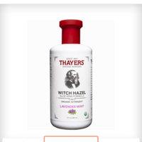 Thayers Witch Hazel Aloe Vera Formula Organic Astringent - Lavender Mint, 12 oz uploaded by Rebeca D.