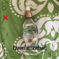 OGX® Coconut Oil Weightless Hydrating Oil Mist uploaded by Cassie D.