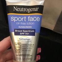 Neutrogena® Ultimate Sport Sunscreen Lotion SPF 70+ uploaded by Jessica D.