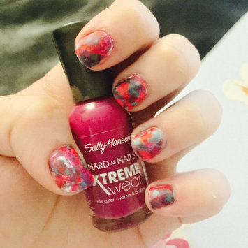 Photo of Sally Hansen® Hard As Nail Xtreme Wear Nail Color uploaded by Amber M.