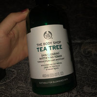 THE BODY SHOP® Tea Tree Skin Clearing Mattifying Toner uploaded by Aubrey S.