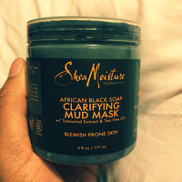 SheaMoisture African Black Soap Clarifying Mud Mask uploaded by Bernice E.
