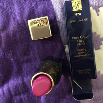 Photo of Estée Lauder Pure Color Envy Sculpting Lipstick uploaded by Pooja K.