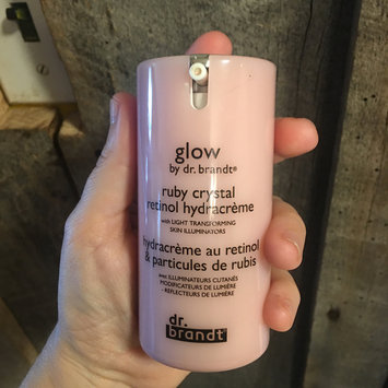 Photo of Dr. Brandt® Duo Sample Glow Resurfacing Serum & Retinol Hydracreme uploaded by Laura M.