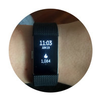 Fitbit Charge 2 Heart Rate and Fitness Wristband uploaded by Hayley C.