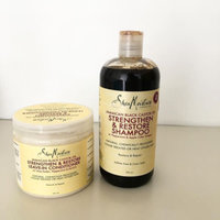 SheaMoisture Jamaican Black Castor Oil Strengthen & Grow Shampoo uploaded by curly a.