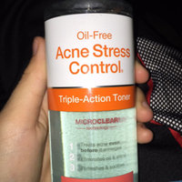 Neutrogena® Oil-Free Acne Stress Control® Triple-Action Toner uploaded by Sujey S.