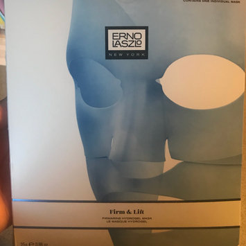 Photo of Erno Laszlo Firm & Lift Hydrogel Mask uploaded by Tina R.