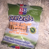 BB Pretzels 100% Whole Wheat Sesame uploaded by ♡Hope ♡.