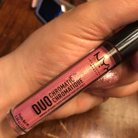 NYX Duo Chromatic Lip Gloss uploaded by Michelle V.