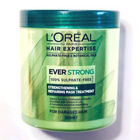 L'Oréal Paris Hair Expertise Everstrong Sulfate-Free Fortify System Deep Replenishing Masque uploaded by Allie K.