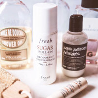 fresh Sugar Roll-On Deodorant Antiperspirant uploaded by Shubana A.
