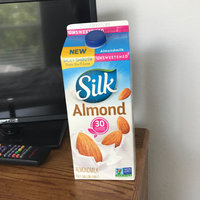 Silk Pure Almond Unsweetened Original uploaded by Laura M.