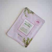 Tony Moly - Natural Aroma Mask Sheet 1pc (5 Types) #04 Rosemary uploaded by Sean P.