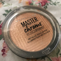 Maybelline Facestudio® Master Chrome™ Metallic Highlighter uploaded by Guadalupe G.