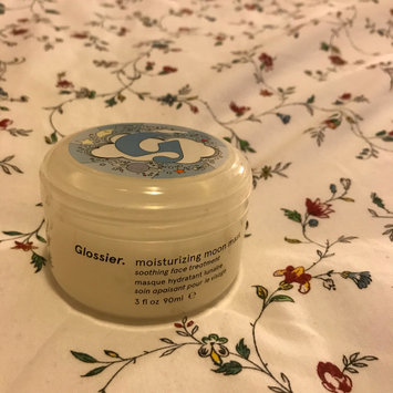 Photo of Glossier Moisturizing Moon Mask uploaded by Ellie A.