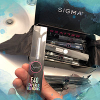 Sigma Beauty Tapered Blending - E40 uploaded by Katie W.