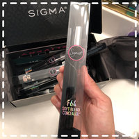 Sigma Beauty Sigma F64 Soft Blend Concealer Brush uploaded by Katie W.