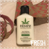 Hempz Age Defying Herbal Body Moisturizer uploaded by Jennifer H.