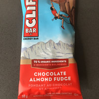 Clif Bar Chocolate Almond Fudge uploaded by PA L.