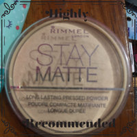 Rimmel London Stay Matte Pressed Powder uploaded by Yesenia A.