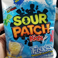 Sour Patch Kids Freeze Candy 4 oz. Bag uploaded by Estefany S.