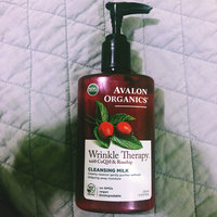 Avalon Organics Wrinkle Therapy With Coq10 & Rosehip Cleansing Milk uploaded by Alake T.