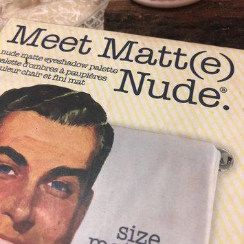 Photo of theBalm Meet Matt(e) Nude® Nude Matte Eyeshadow Palette uploaded by Alaa A.