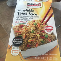 InnovAsian Vegetable Fried Rice 18 oz uploaded by Laura M.