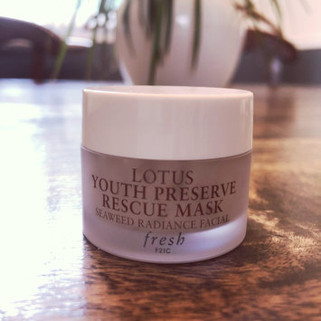 Photo of fresh Lotus Youth Preserve Rescue Mask uploaded by Jocelynn D.