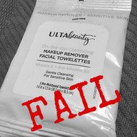 ULTA Sensitive Skin Facial Cleansing Towelettes 25 Ct uploaded by Kat J.