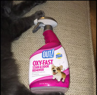 OUT! Oxy Pet Stain And Odor Remover uploaded by Lauren C.