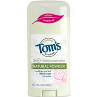 Tom's OF MAINE Natural Powder Antiperspirant uploaded by Kirsten R.