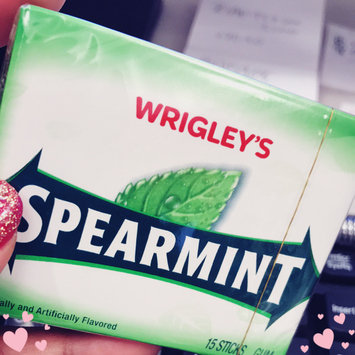 Wrigley's Spearmint Gum, Slim Pack ‑ 15 stick box uploaded by Charlene l.