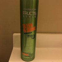 Garnier Fructis Style Sleek & Shine Anti-Humidity Aerosol Hairspray uploaded by Paige B.