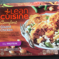 Lean Cuisine Culinary Collection Glazed Chicken uploaded by Sophia A.