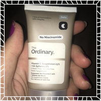 The Ordinary Vitamin C Suspension 23% + HA Spheres 2% uploaded by Nicole T.
