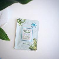 Tony Moly - Natural Aroma Mask Sheet 1pc (5 Types) #01 Tea Tree uploaded by Sean P.