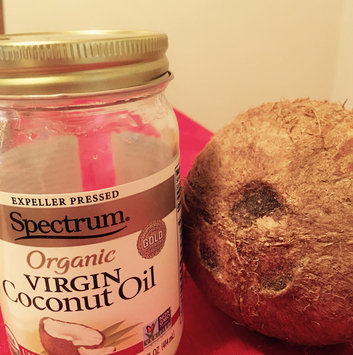 Spectrum Coconut Oil Organic uploaded by Shikha W.