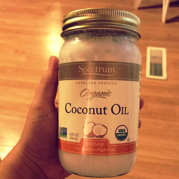 Photo of Spectrum Coconut Oil Organic uploaded by Whitney H.