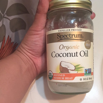 Spectrum Coconut Oil Organic uploaded by Lizzette G.